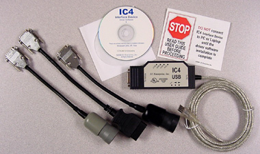IC4 USB Complete Kit