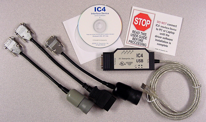 IC4 COM Complete Kit